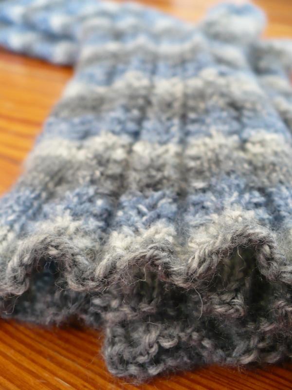 Merino Lace Socks 2