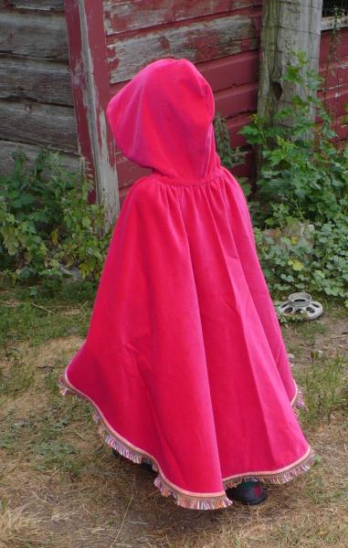 Pink riding hood 2