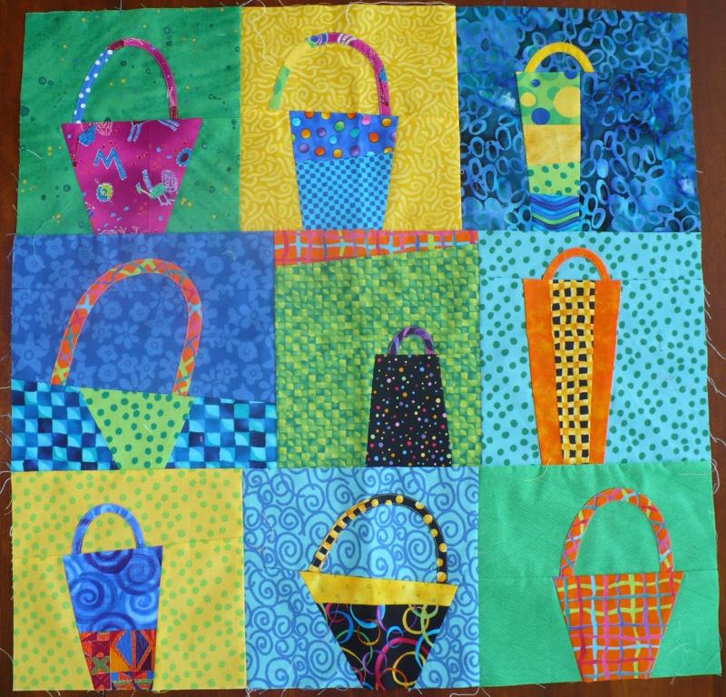 Basket quilt
