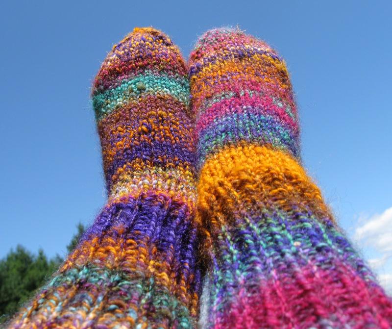 P socks