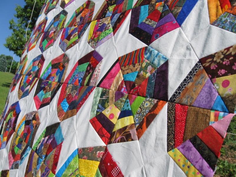 Spider quilt 2