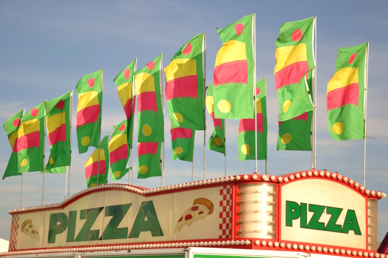 Fair pizza