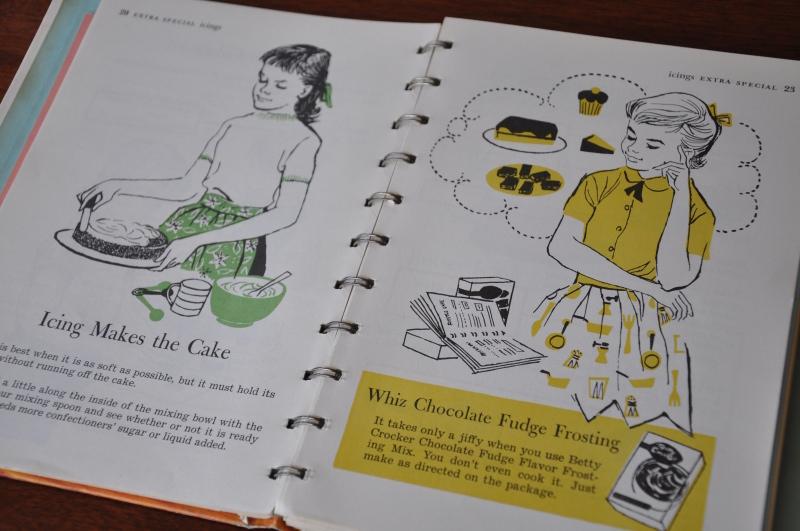 Thrift books cookbook inside