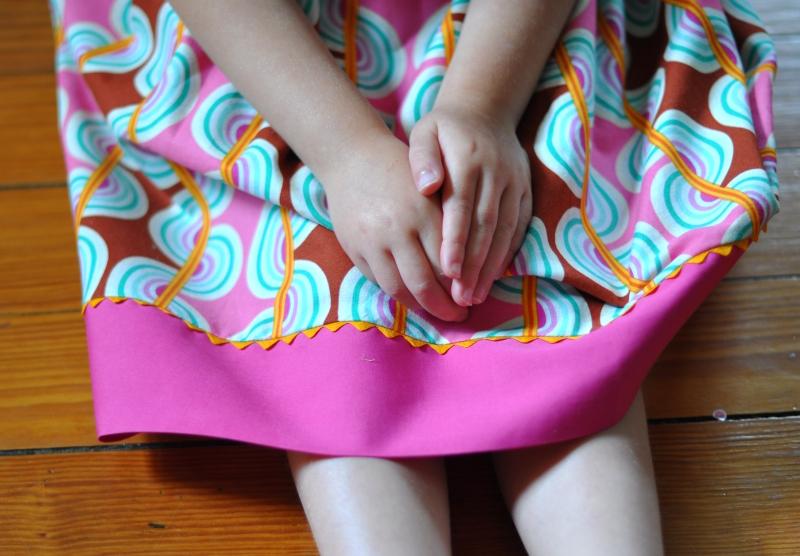 New skirt detail