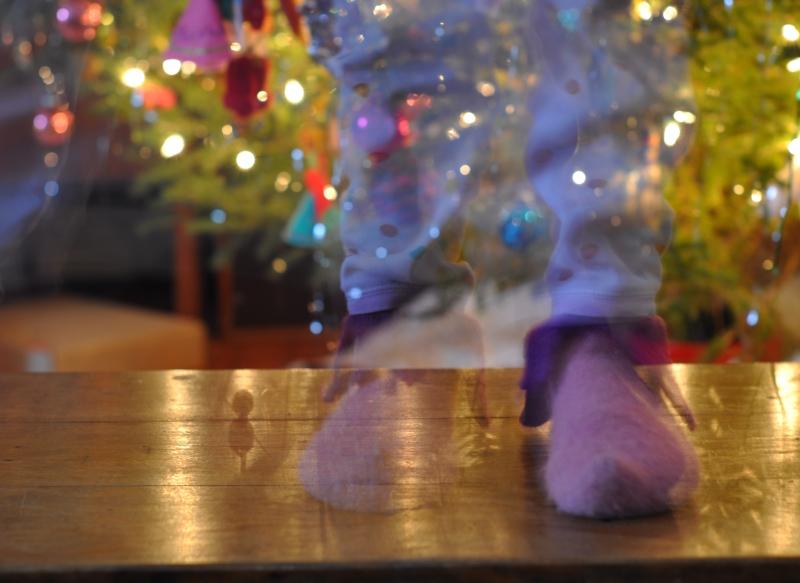 Elf shoes magic