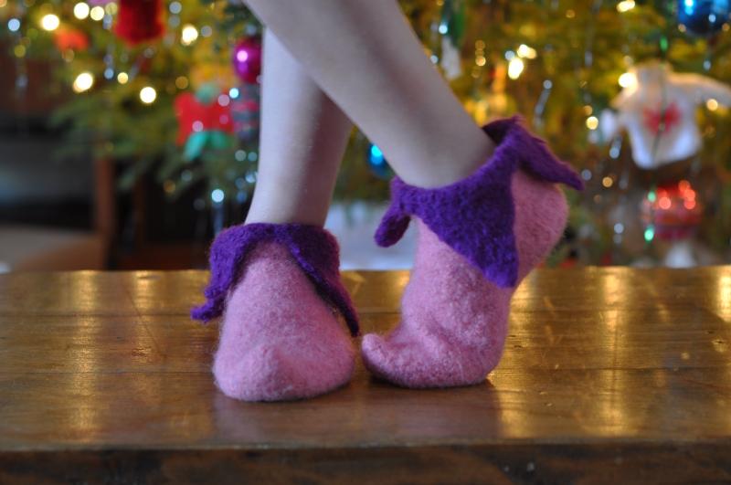 Elf shoes 1