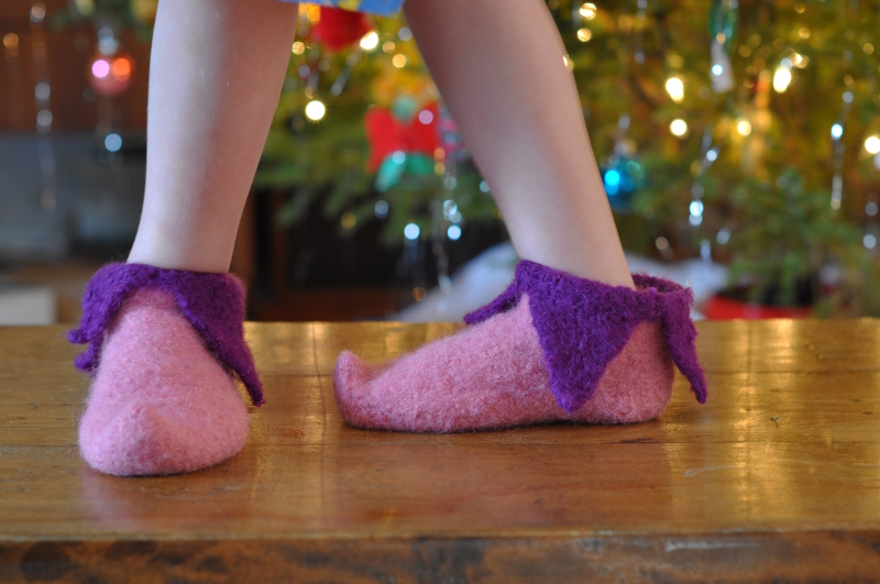 Elf shoes 2