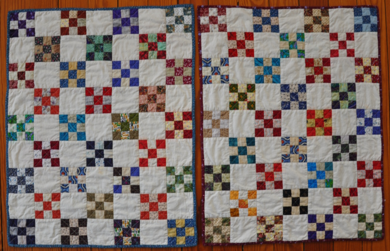 Doll quilts 2