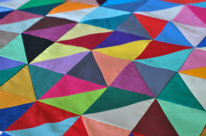 Clear Color - Lynn Carson Harris : solid color quilts - Adamdwight.com