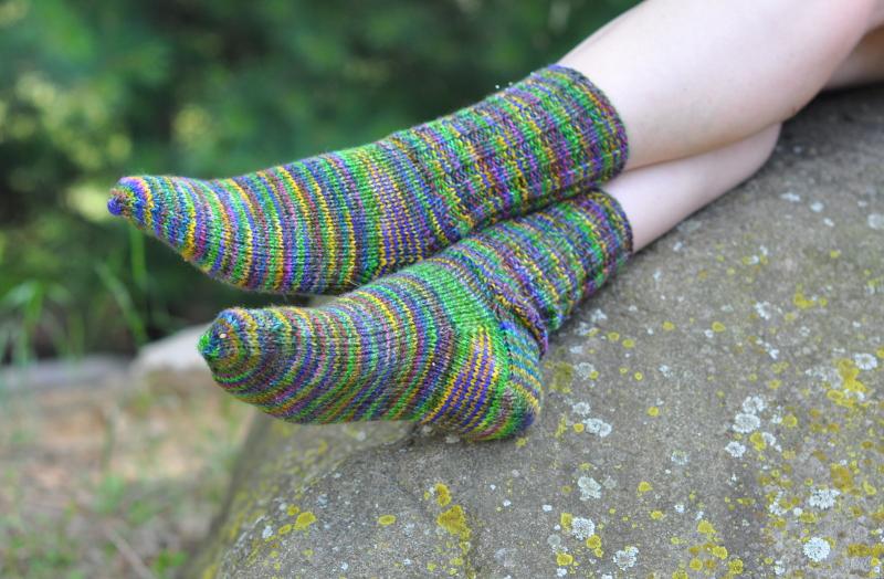 Twizzle Socks