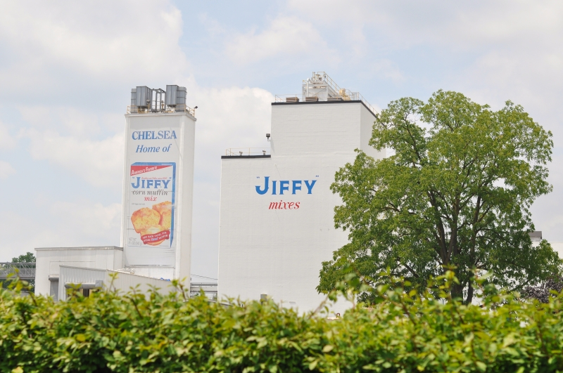 Jiffy storage