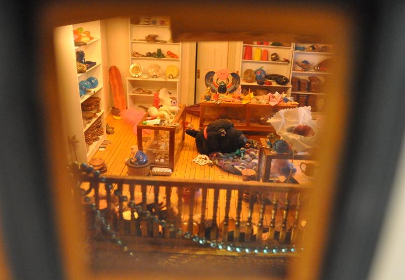 Fairy shop inside