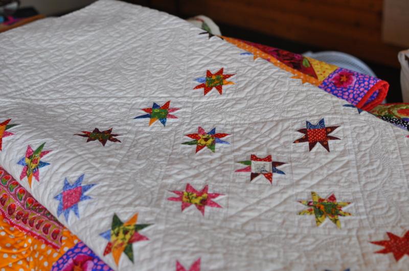 BIQR the quilt