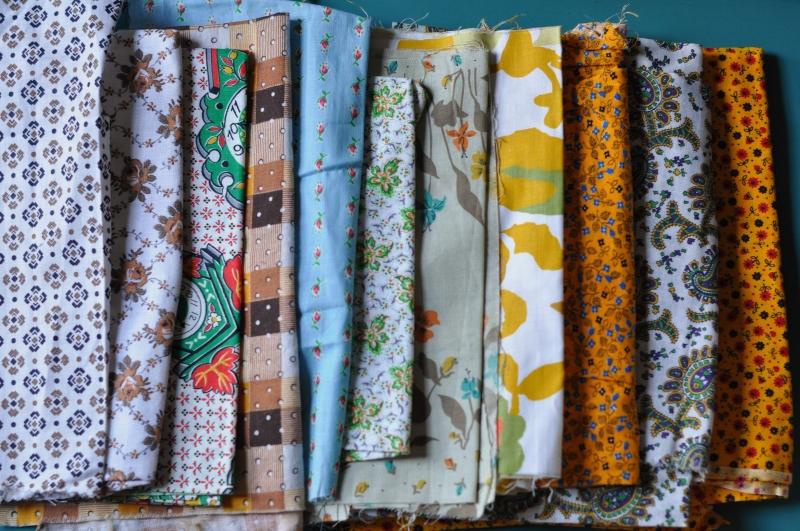 Thrift fabric 2