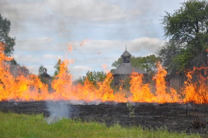 Field fire 1