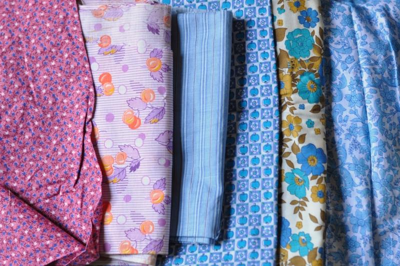 Thrift fabric 1