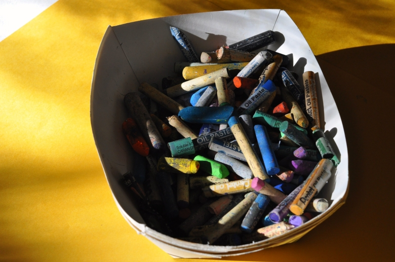 295. preschool art supplies
