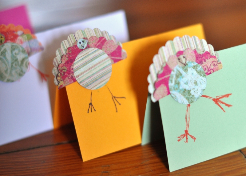 Turkey cards