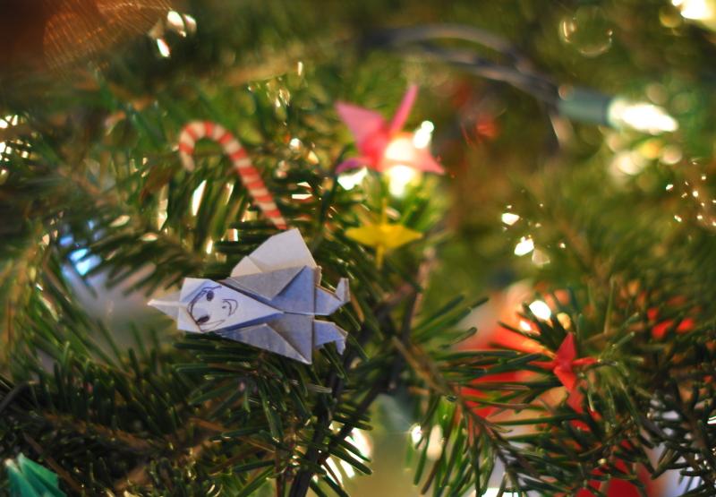 349. tiny origami