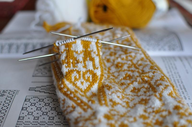National Knit Mittens Month Lynn Carson Harris