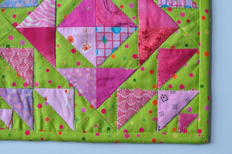 Spring Colors One Way or Another - Lynn Carson Harris : in the ditch quilting - Adamdwight.com