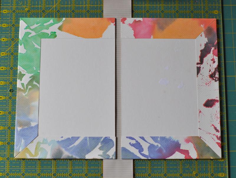 Book binding duct tape