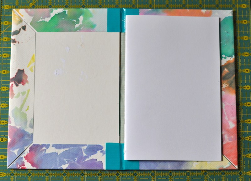 Book binding pages