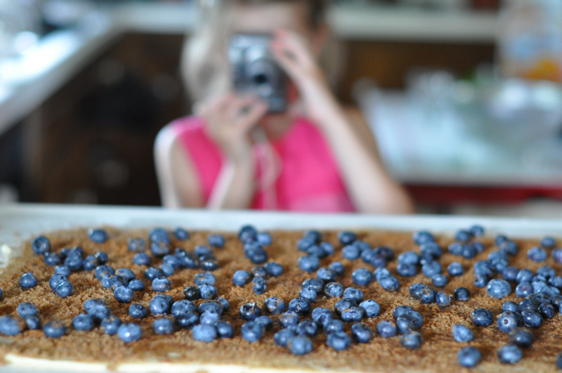 Blueberry additions