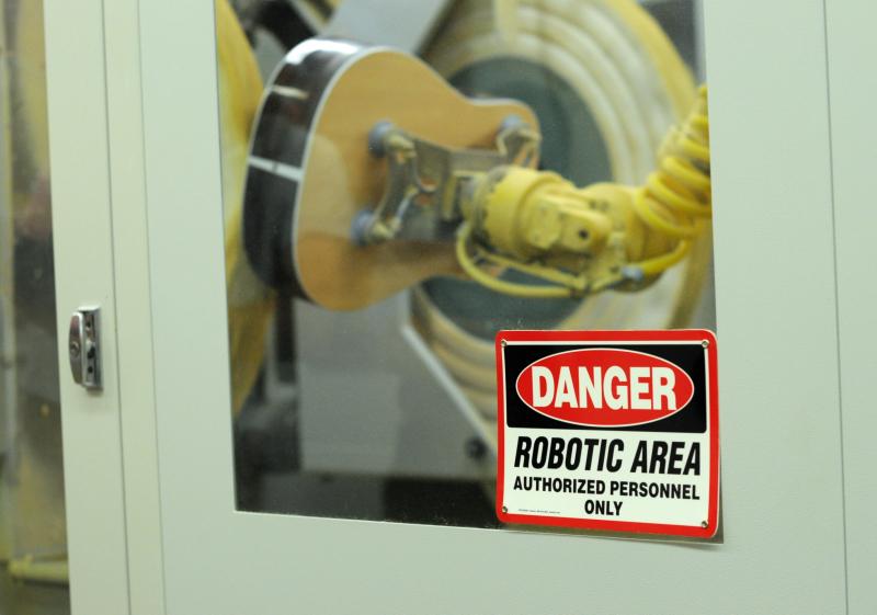 Martin robot