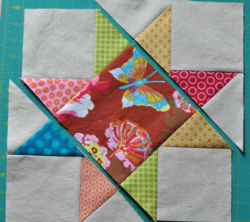 Brenda stars sew 2