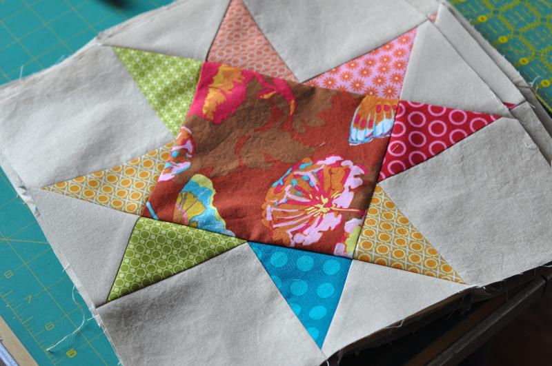 Brenda star block