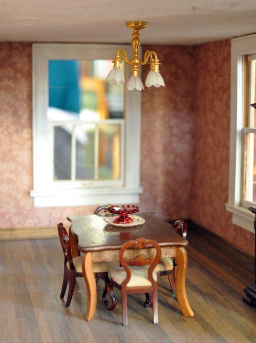 Ho ho dining room
