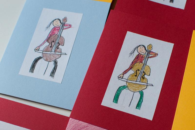 Cello cards