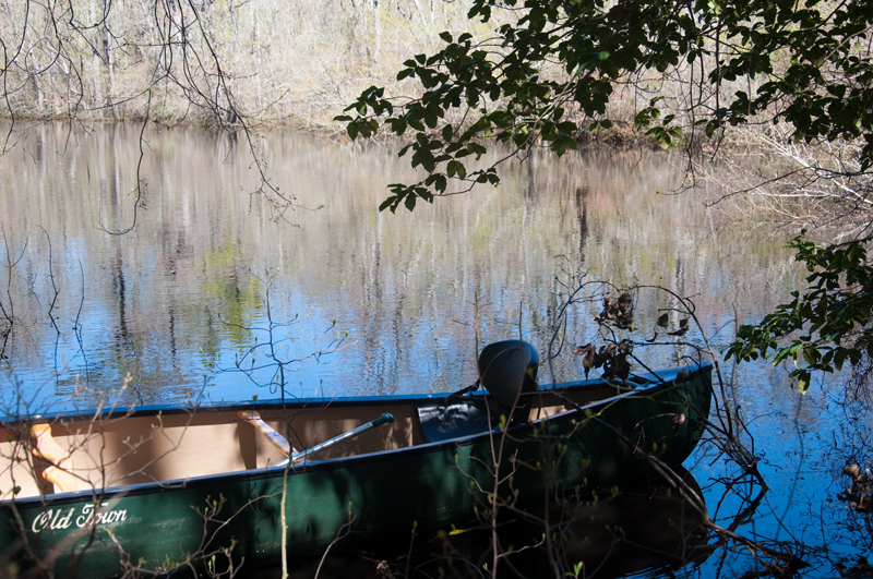 Canoe trip 5 canoe