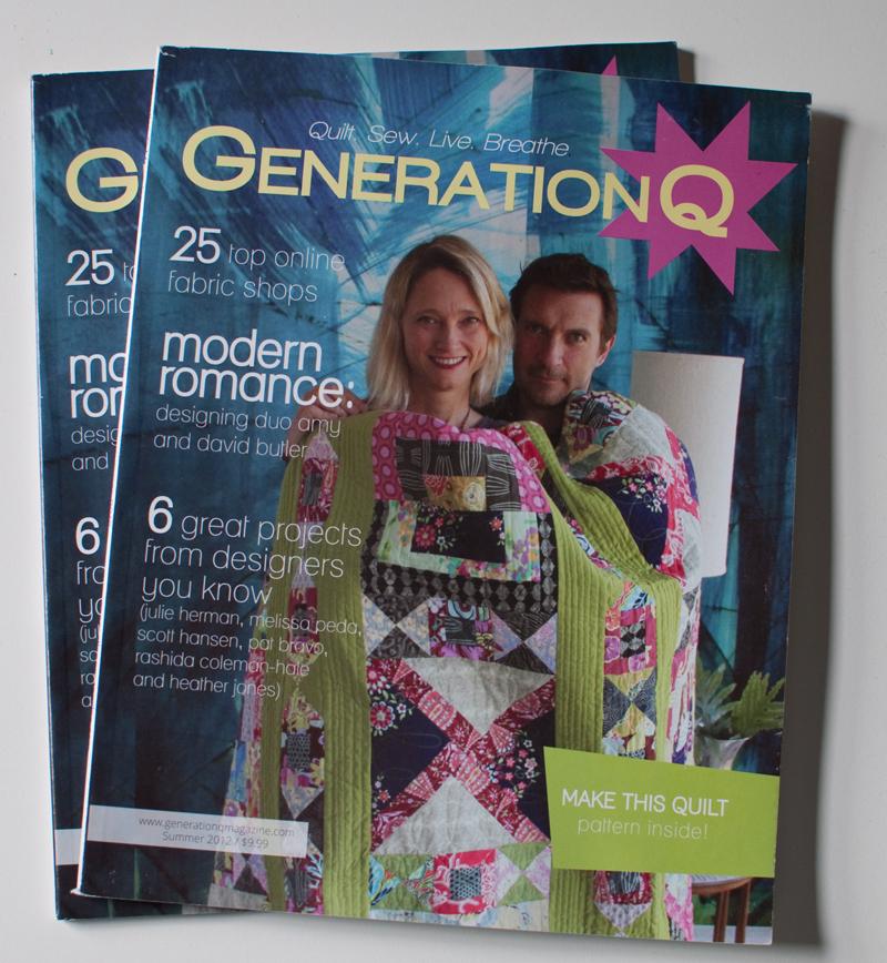 Generation Q magazine