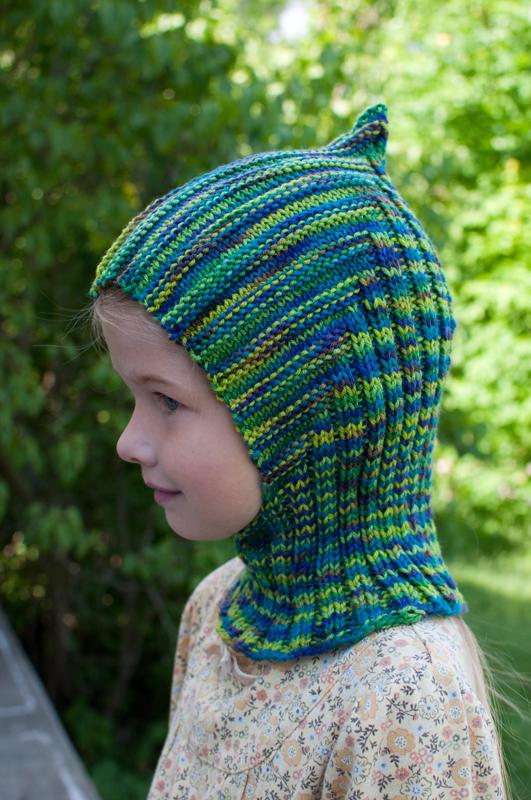 Pixie hat side