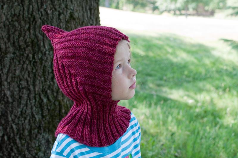 Pixie hat girl
