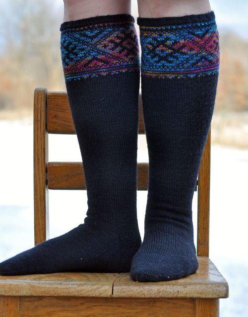 Estonian-socks