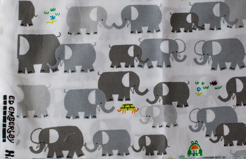 Ed Emberly elephants