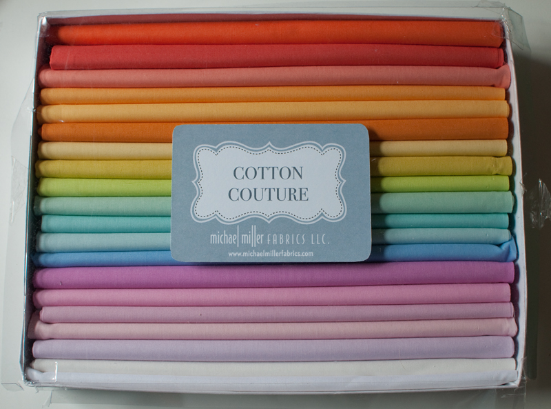 Cotton couture