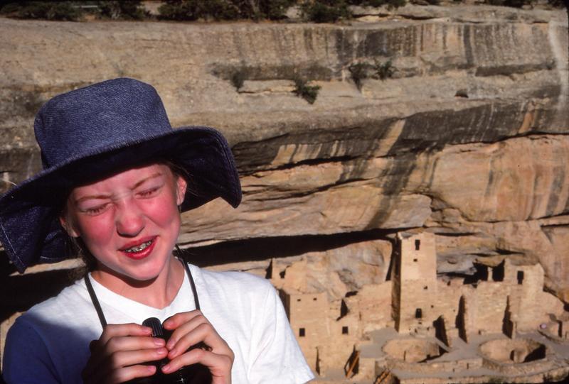 Lynn at Mesa Verde