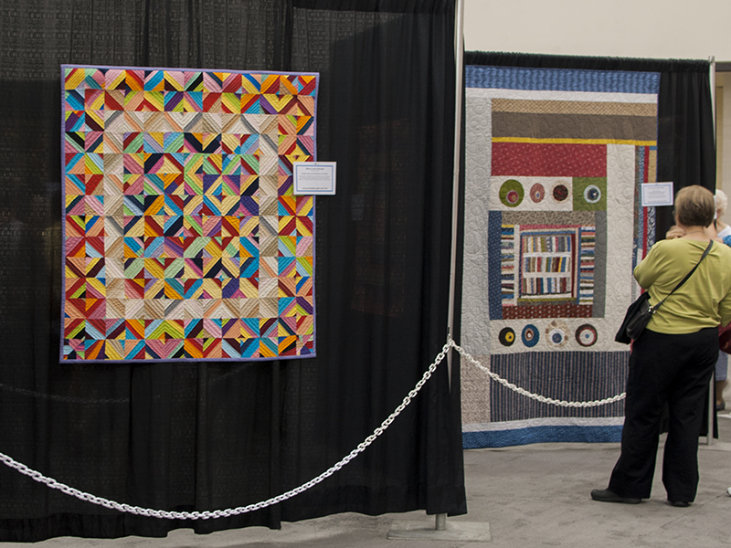 AQS Medallion quilts 2