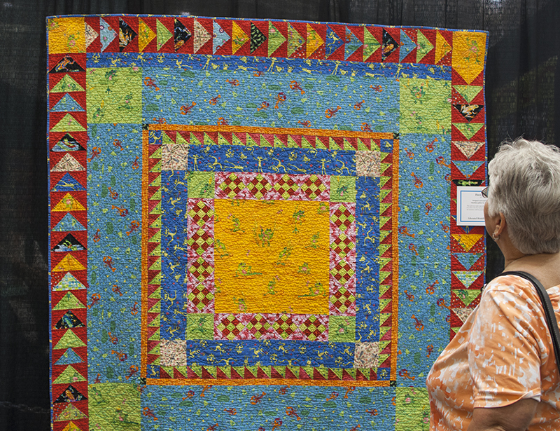 AQS Medallion quilts 6