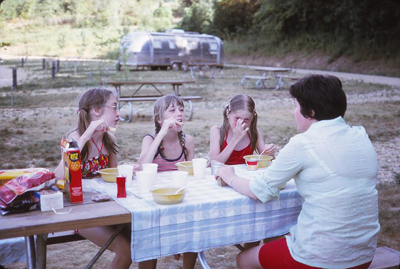 Camping 1974