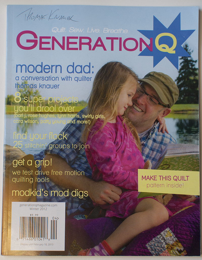 Gen Q winter 2012