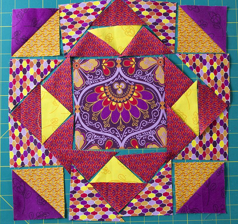 Nl corners sewn