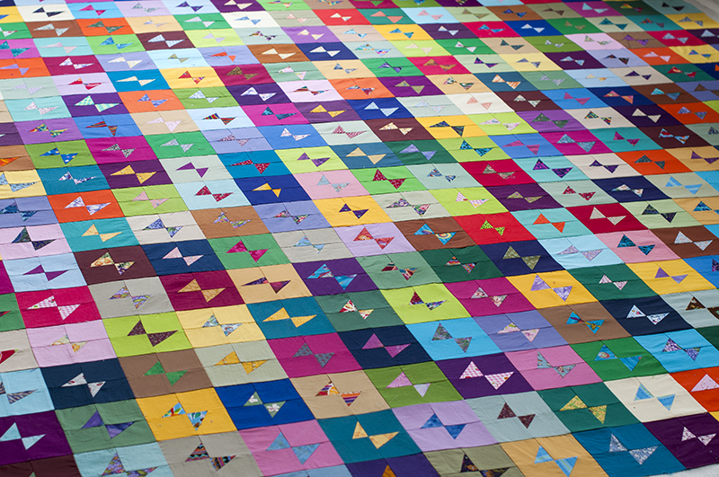 Butterfly quilt 2