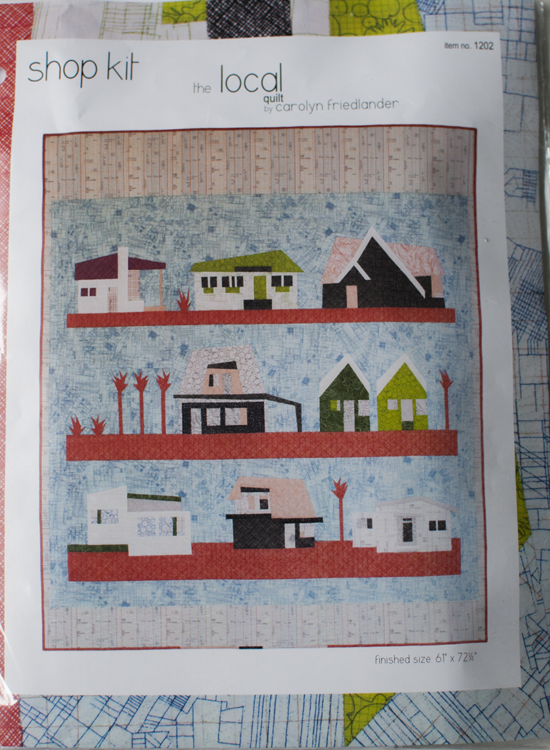 Carolyn Friedlander Local pattern