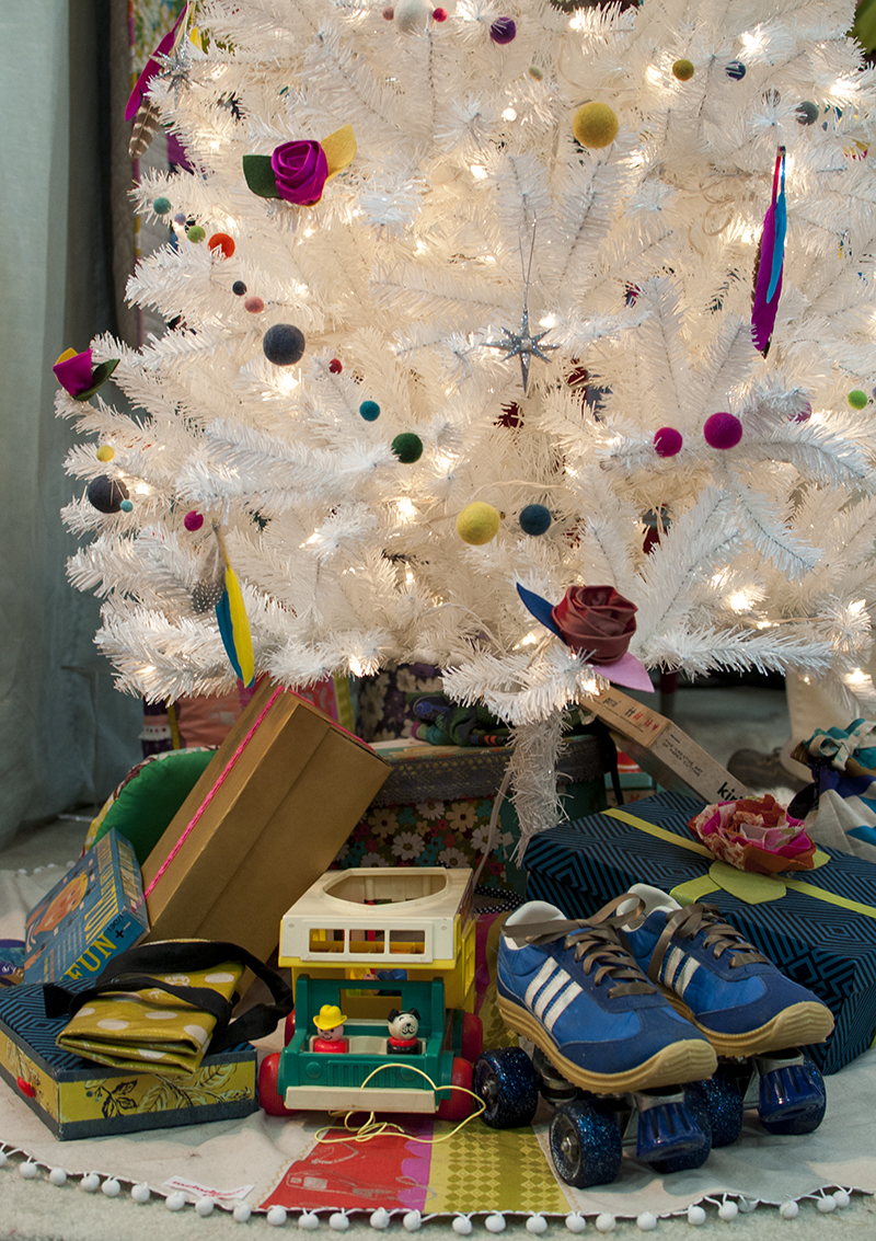 Melody Miller Christmas tree