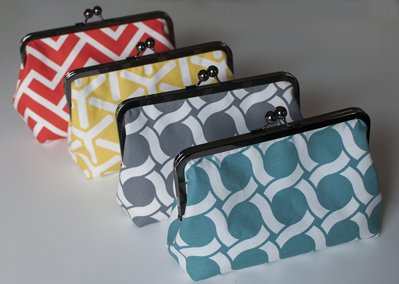 Cloud 9 frame purses